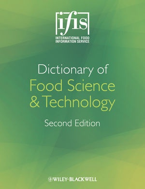 Dictionary of Food Science & Technology