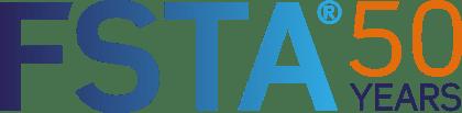 FSTA 50th logo