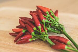 Chilli Peppers | IFIS Publishing
