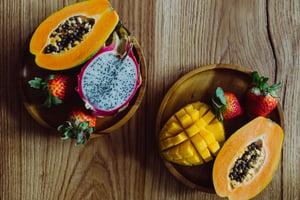 Variety of Exotic Fruits   IFIS Publishing