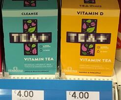Vitamin tea | IFIS Publishing
