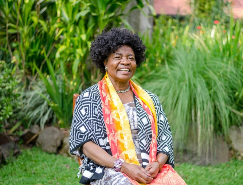 Professor Ruth K. Oniang'o | IFIS Publishing